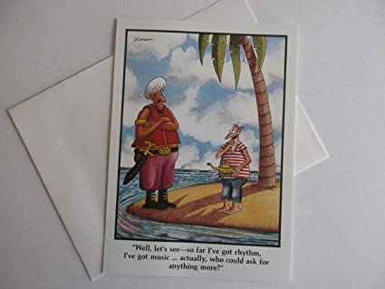 Amazon the far side by gary larson vintage 1988birthday the far side by gary larson vintage 1988quotbirthdayquot greeting card with envelope m4hsunfo