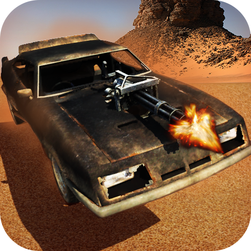 Road Warrior Mobile (Road Warrior Shooting Race)