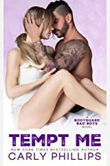 Tempt Me (Bodyguard Bad Boys Book 2)