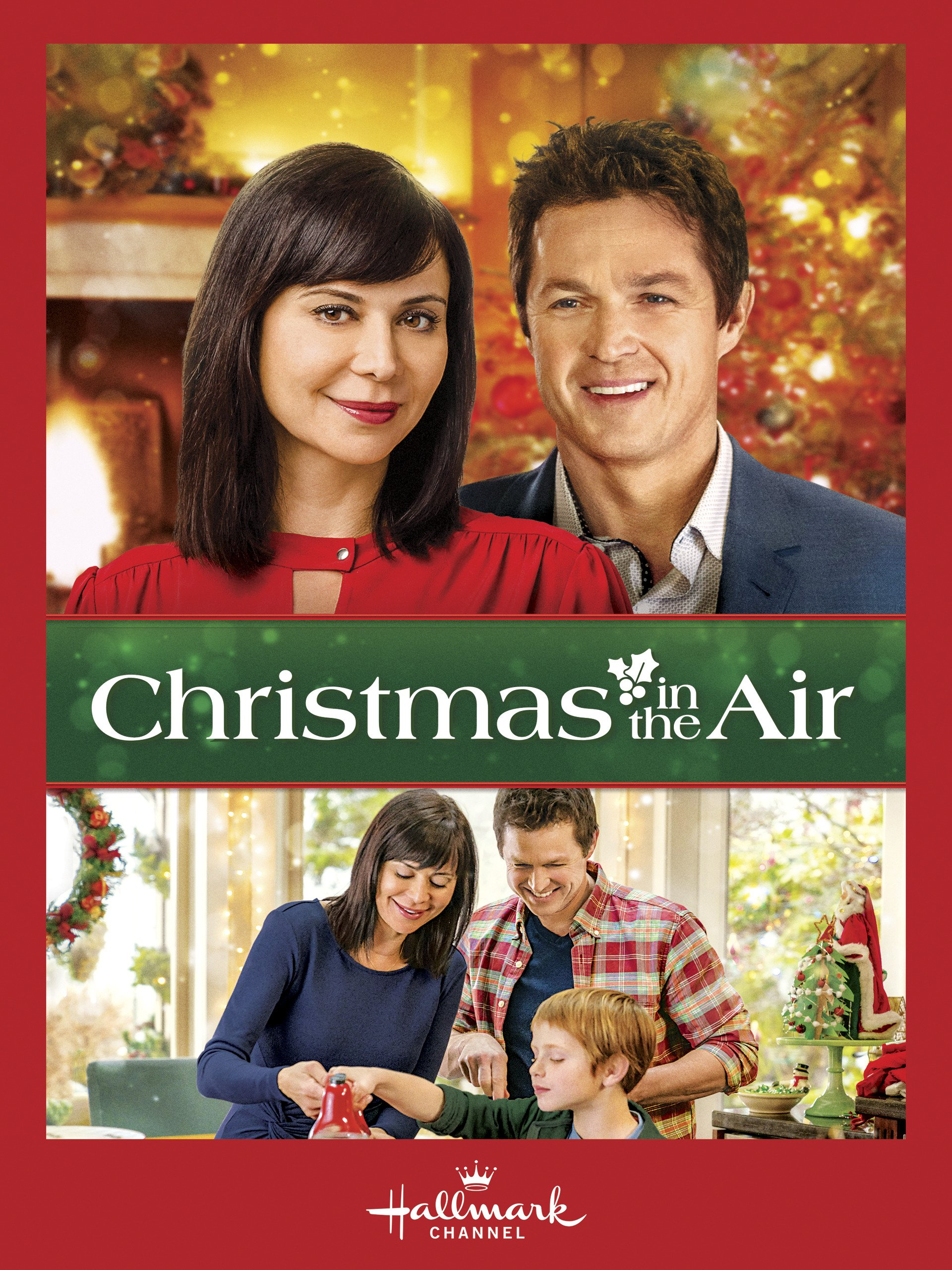 Amazon.com: Christmas in the Air: Catherine Bell, Eric Close, Martin ...