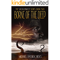 Borne of the Deep (The Salem Hawley Series Book 2) book cover