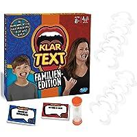 Hasbro Gaming C3145100 - Klartext Familien-Edition Partyspiel