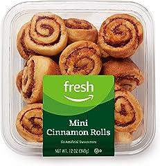 Fresh Brand – Mini Cinnamon Rolls, 12 oz