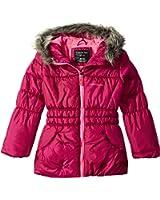 Calvin Klein Girls' Glacial Puffer Jacket