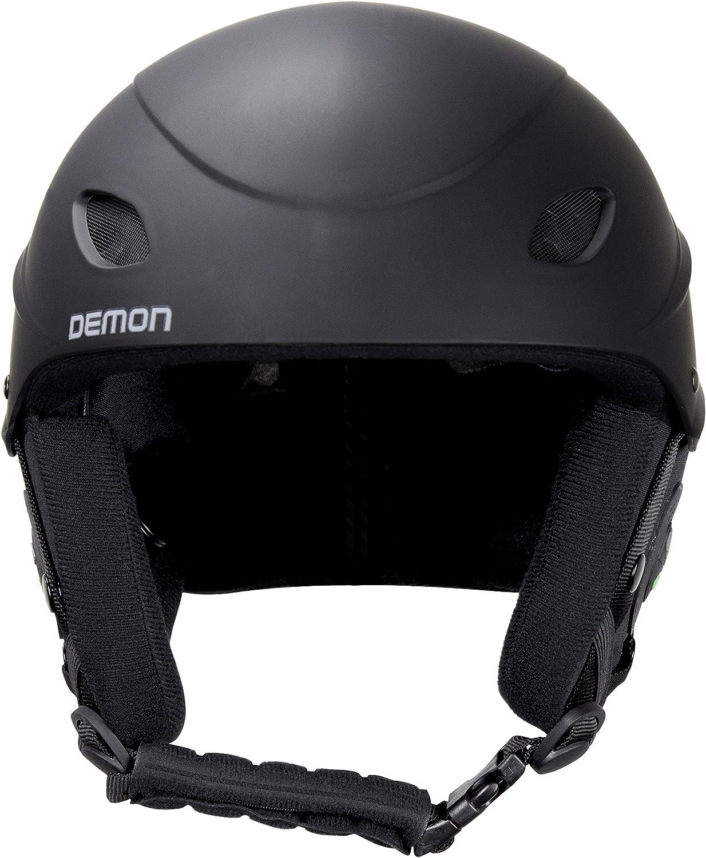 Demon's Phantom Snow Helmets with Audio