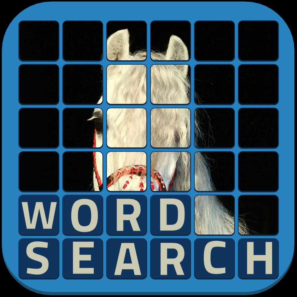 Wordsearch Revealer - Horses [Download]