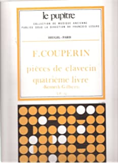 Couperin: Music For Harpsichord (2018)