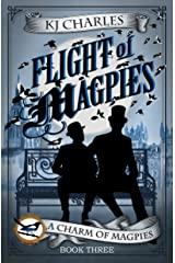Flight of Magpies (A Charm of Magpies Book 3) Kindle Edition