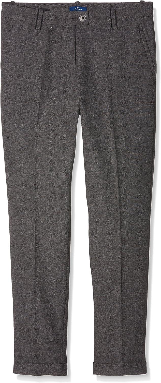 Tom Tailor Cool Cropped Pant Lea Pantalones para Mujer