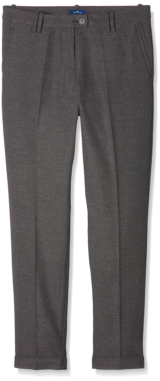 TALLA 40W / 32L. Tom Tailor Cool Cropped Pant Lea, Pantalones para Mujer