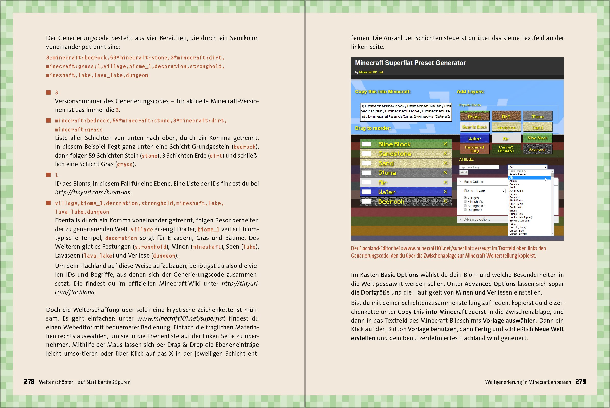 Minecraft Amazoncom Books - Minecraft server neue welt erstellen
