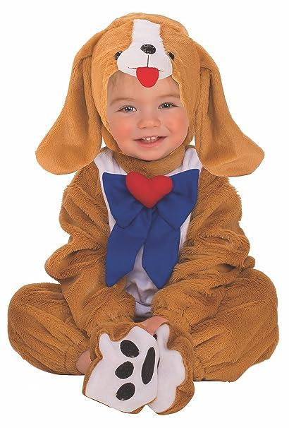 Rubies - Disfraz infantil de perro para niño, bebé 1-2 años ...