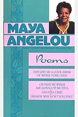 Maya Angelou: Poems Paperback