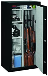 Stack-On SS-22-MB-E 22 Gun Fully Convertible Safe Review