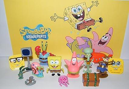 Amazon com: SpongeBob and Friends Deluxe Party Favors Goody