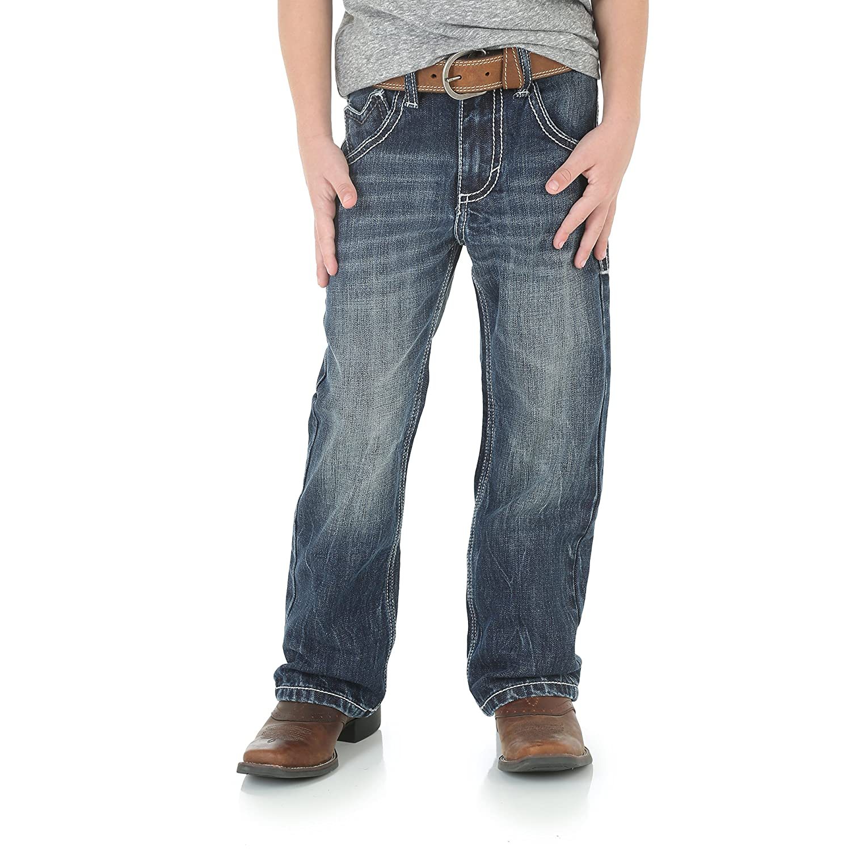 Wrangler Boys' 20x Vintage Boot Cut Jean 020766