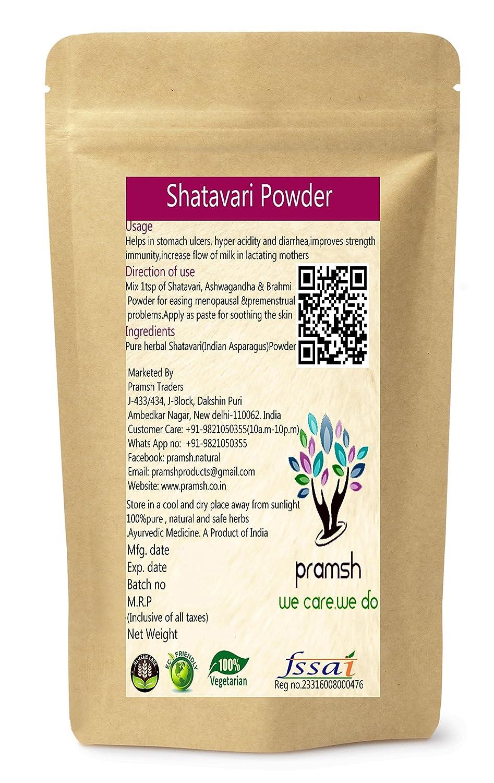 shatavari powder dosage