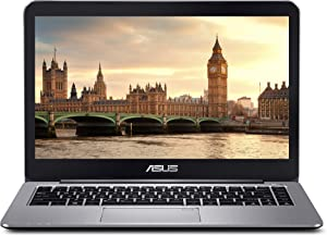 "ASUS VivoBook E403NA-US04 Thin and Lightweight 14"" FHD Laptop, Intel Celeron N3350 Processor, 4GB RAM, 64GB eMMC Storage, 802.11ac Wi-Fi, USB-C, Windows 10"