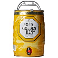 Old Golden Hen Beer Mini Keg, 5 L