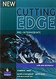 New cutting edge. Pre-intermediate. Student's book. Per le Scuole superiori: Pre-intermediate with Mini-dictionary