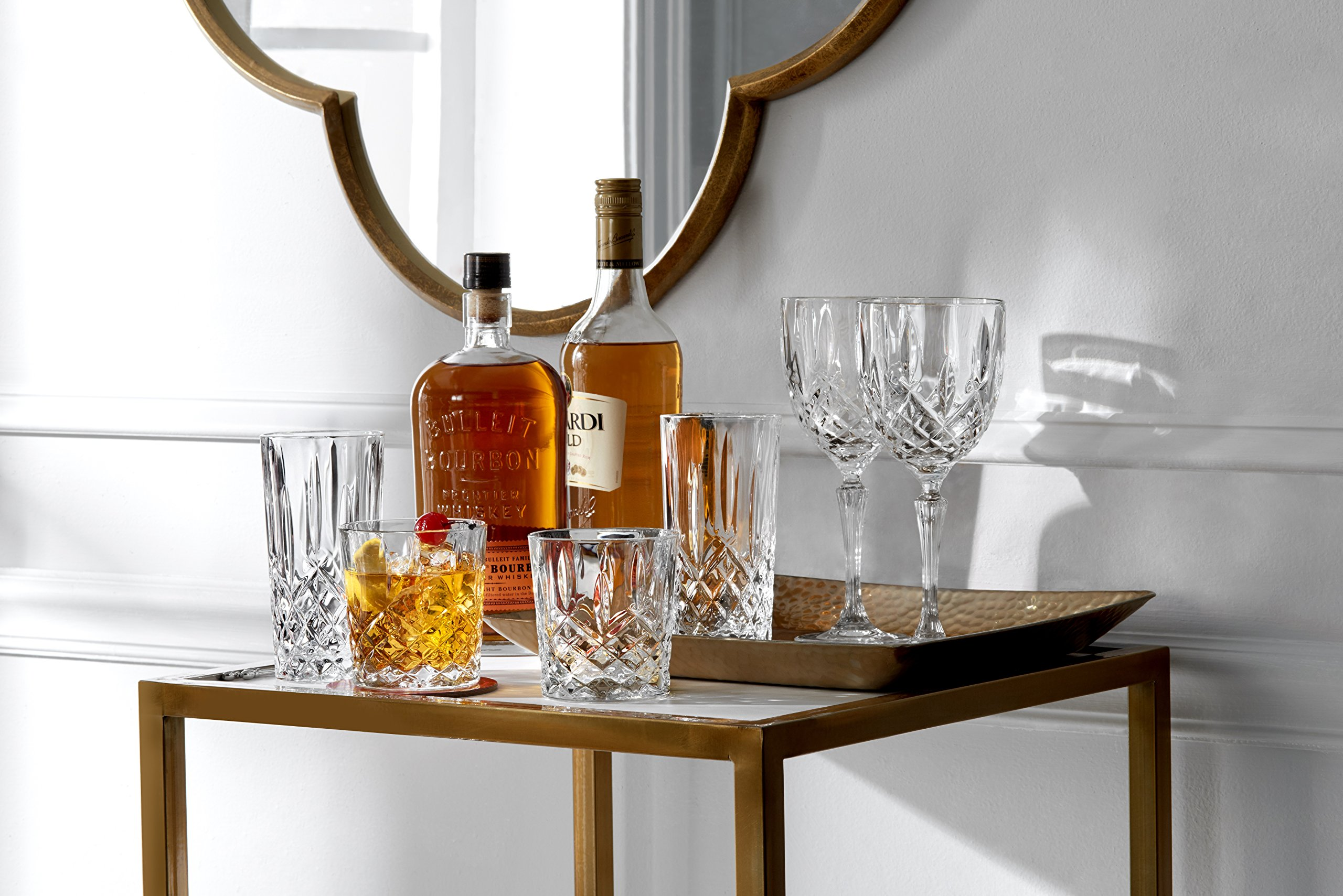 Marquis by Waterford 165118 Markham Double Old Fashioned Glasses, Set of 4 by Marquis By Waterford (Image #2)