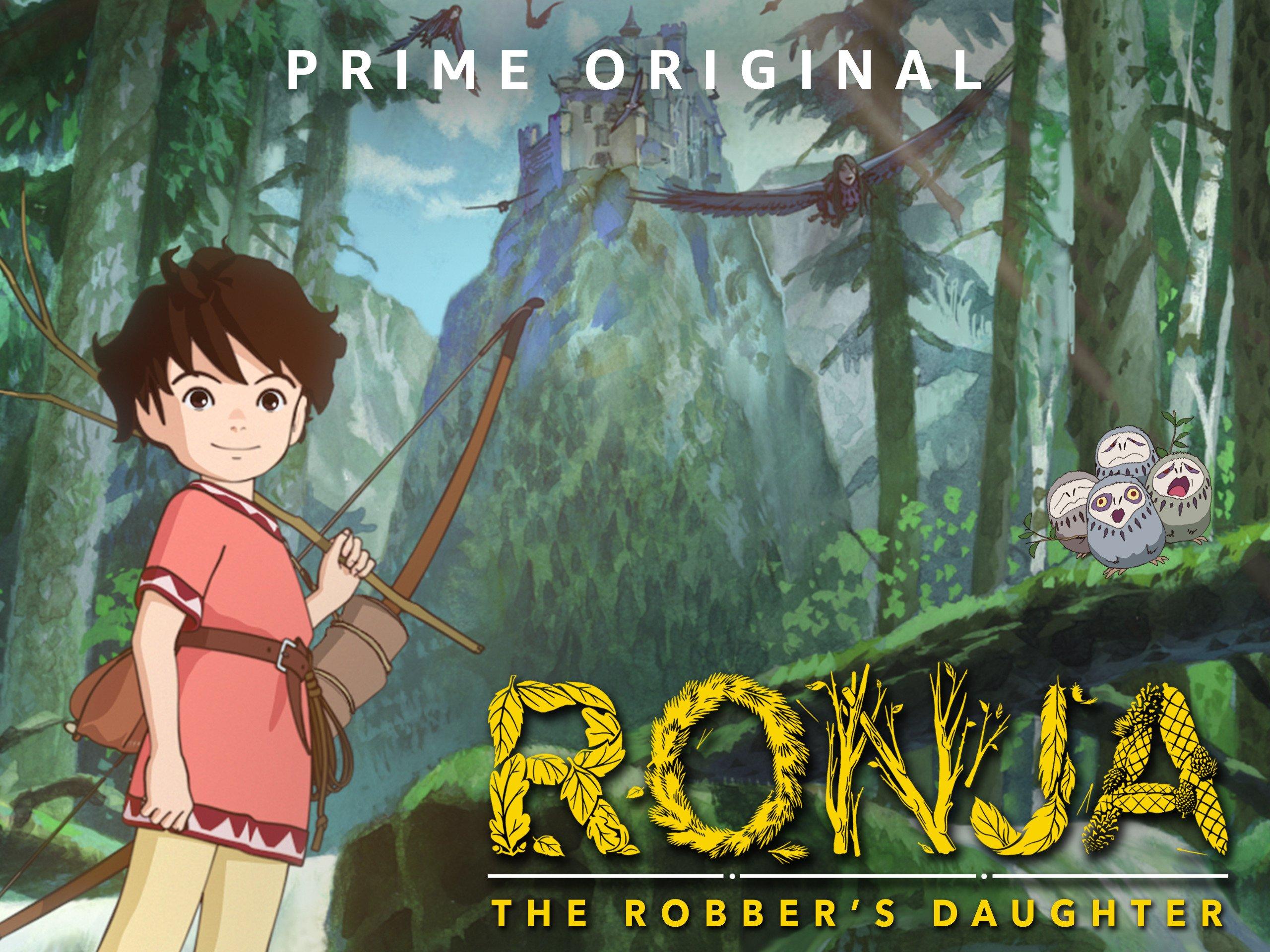 f3742e36c Amazon.com: Watch Ronja, the Robber's Daughter | Prime Video