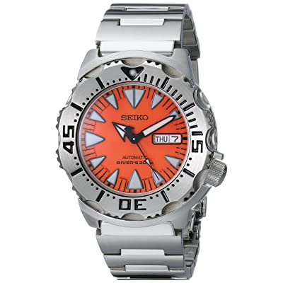 Seiko Orange Monster SRP309