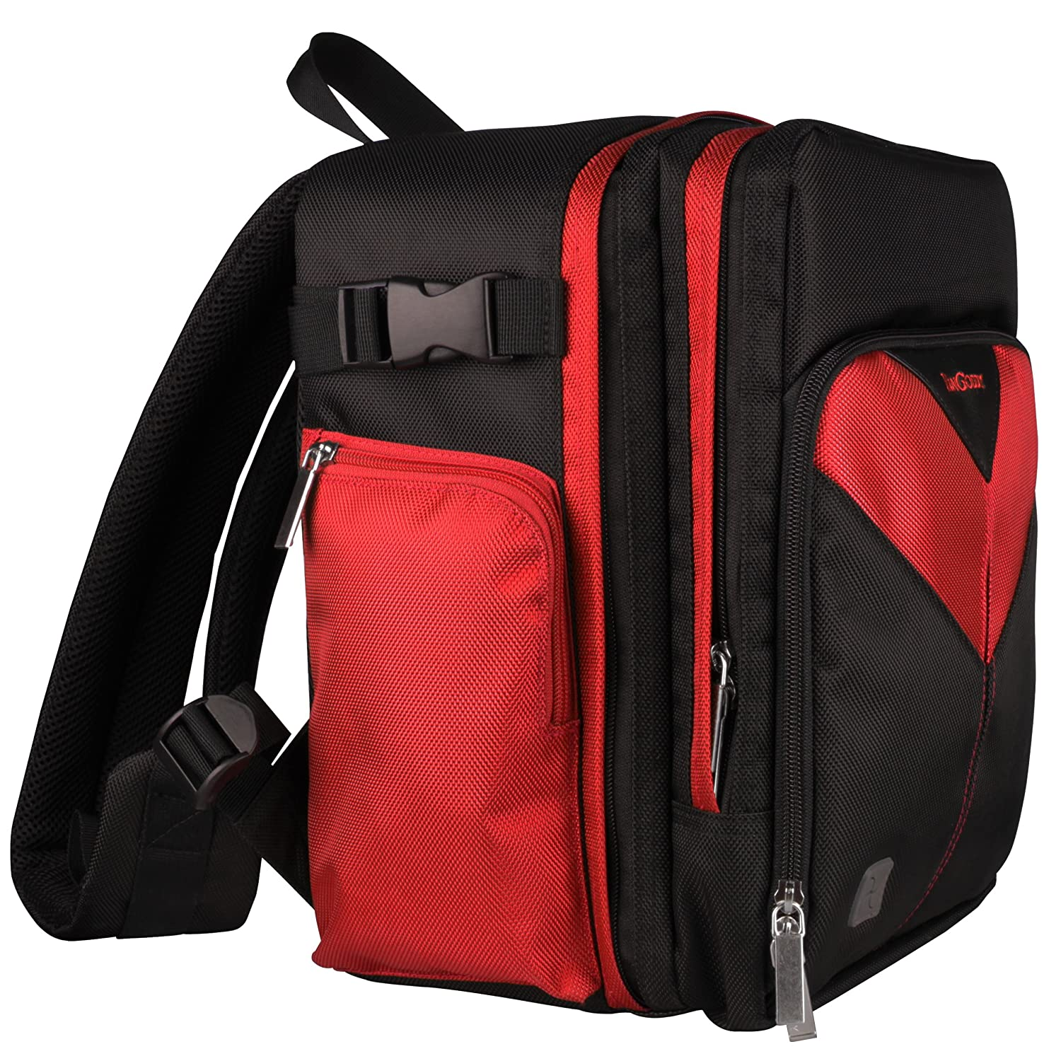 SpartaバックパックProtective Carrying Bag for Nikon d1、d1h、d1 X、d200、d100、d2h、d2hs、d2 X、d2 X Sカメラ B00IX59CNK