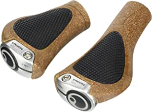 Ergon GC1 Rohloff/Nexus Grips: Black/Tan