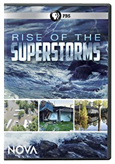 Book Cover: NOVA: Rise of the Superstorms