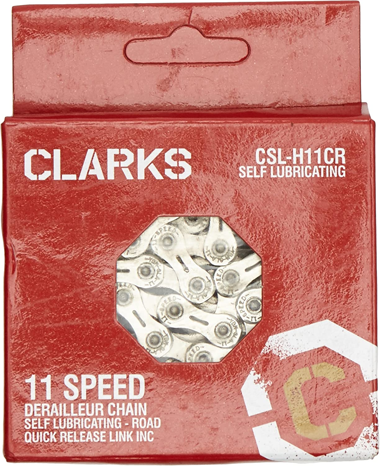 Clarks 11 Speed Cycle Component Black