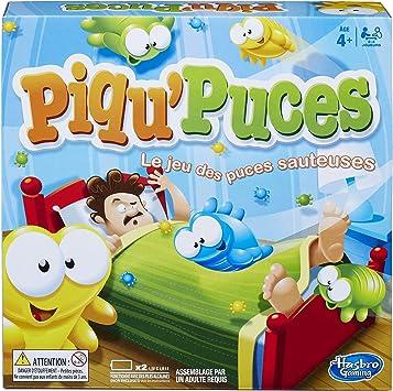 Pique Puces - Juego de Mesa para niños (versión Francesa): Amazon.es: Juguetes y juegos