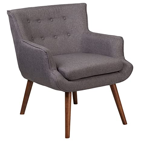 Amazon.com: Flash Muebles Hercules Hayes Series tela Tufted ...