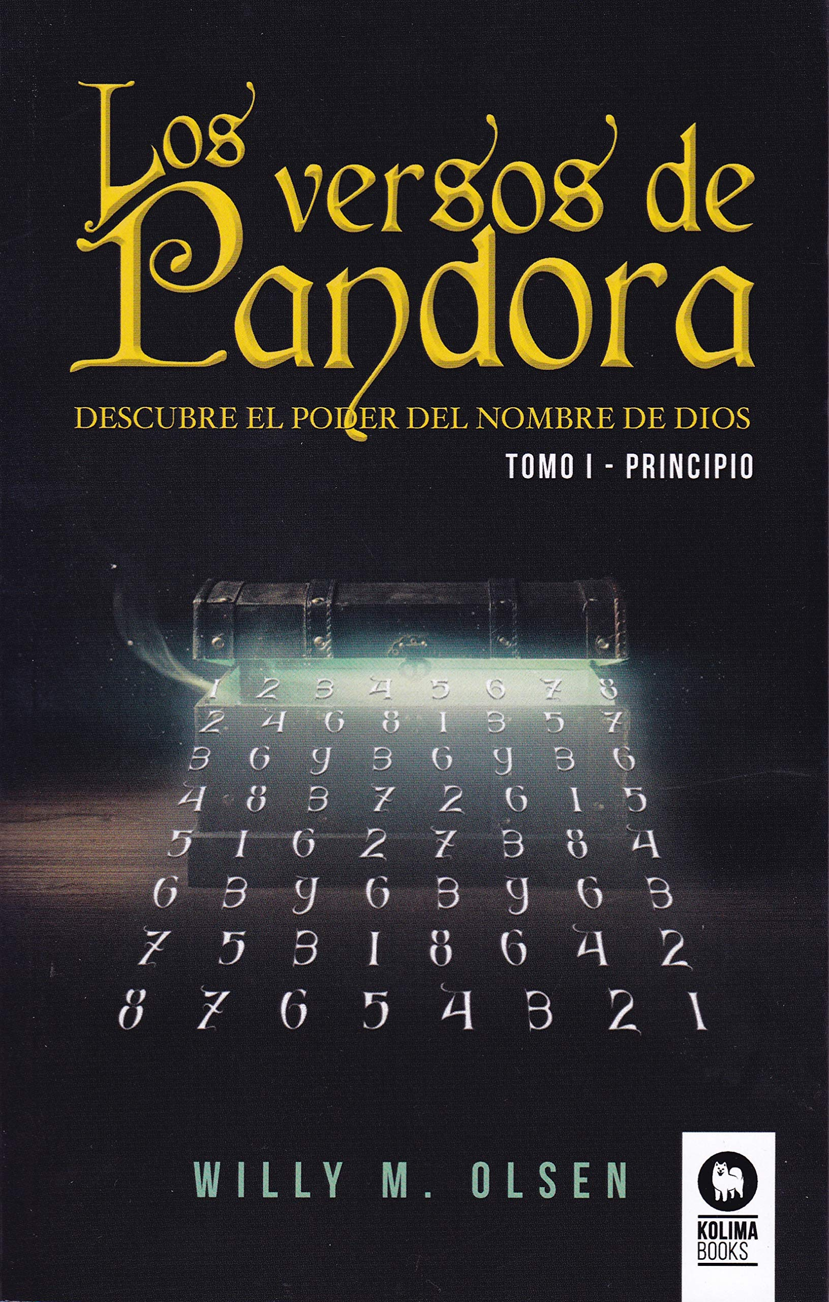 Los versos de Pandora Pack: Descubre el poder del nombre de Dios ...