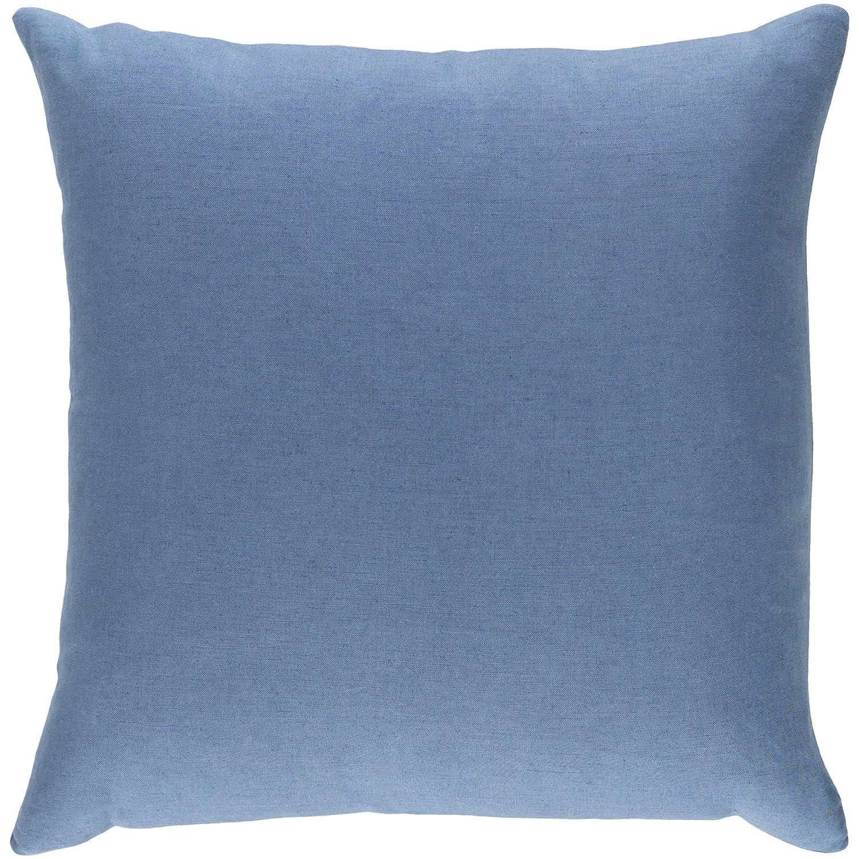 Artistic Weavers etpa-7211は適用エチオピアCape Town枕カバー18 ' x 18 'ブルー正方形、ブルー   B01MFASJVL