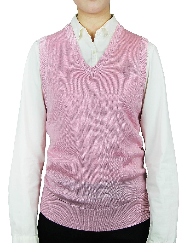 Blue Ocean Ladies Classic Sweater Vest LSV-123