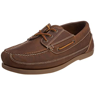 Chatham Rockwell, Shoes Homme - Brown (Walnut), 40 EU