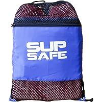SurfStow 50040Sup seguro, PFD Con Mochila Impermeable, incluye Silbato y ventosas