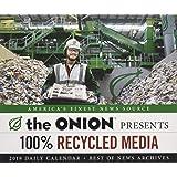 The Onion 2019 Daily Calendar: 100% Recycled Media
