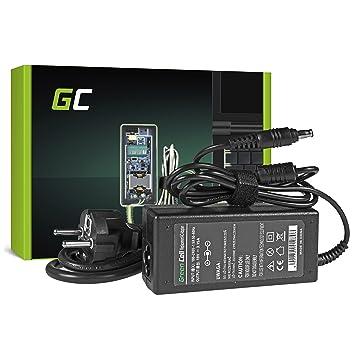 Green Cell® Cargador para Ordenador Portátil Samsung R517 R519 R718 R719 RV508 RV510 NP270E5E NP270E5V NP275E5E NP300E5A NP300E5C NP300E5E NP300E7A NP305E5A ...