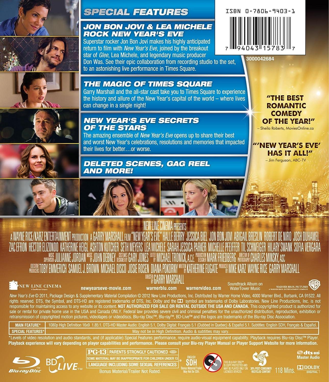 Amazon.com: New Year\'s Eve [Blu-ray]: Ashton Kutcher, Josh Duhamel ...