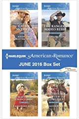 Harlequin American Romance June 2016 Box Set: An Anthology Kindle Edition