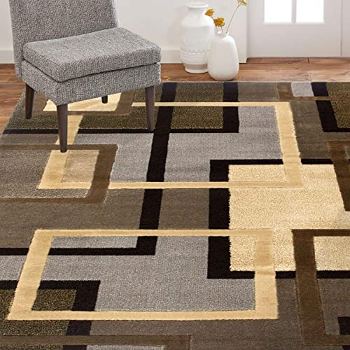 Home Dynamix Tribeca Greene Area Rug 7'10″x10'6″