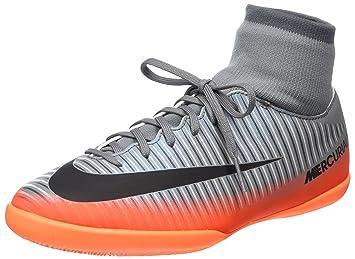 Nike Mercurialx Victory Vi DF IC Zapatillas, Niños, Naranja, 37.5: Amazon.es: Deportes y aire libre