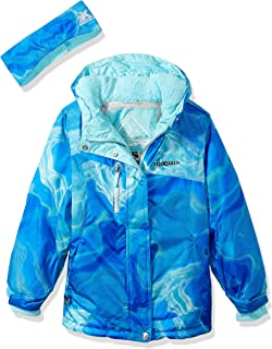 ac96bf198886 Amazon.com  ZeroXposur Girls  Big Jessica Snowboard Jacket  Clothing