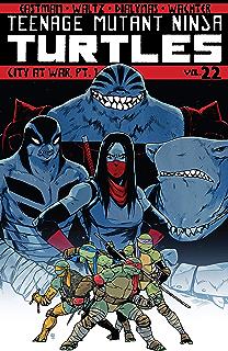 Amazon.com: Teenage Mutant Ninja Turtles Vol. 13: Vengeance ...