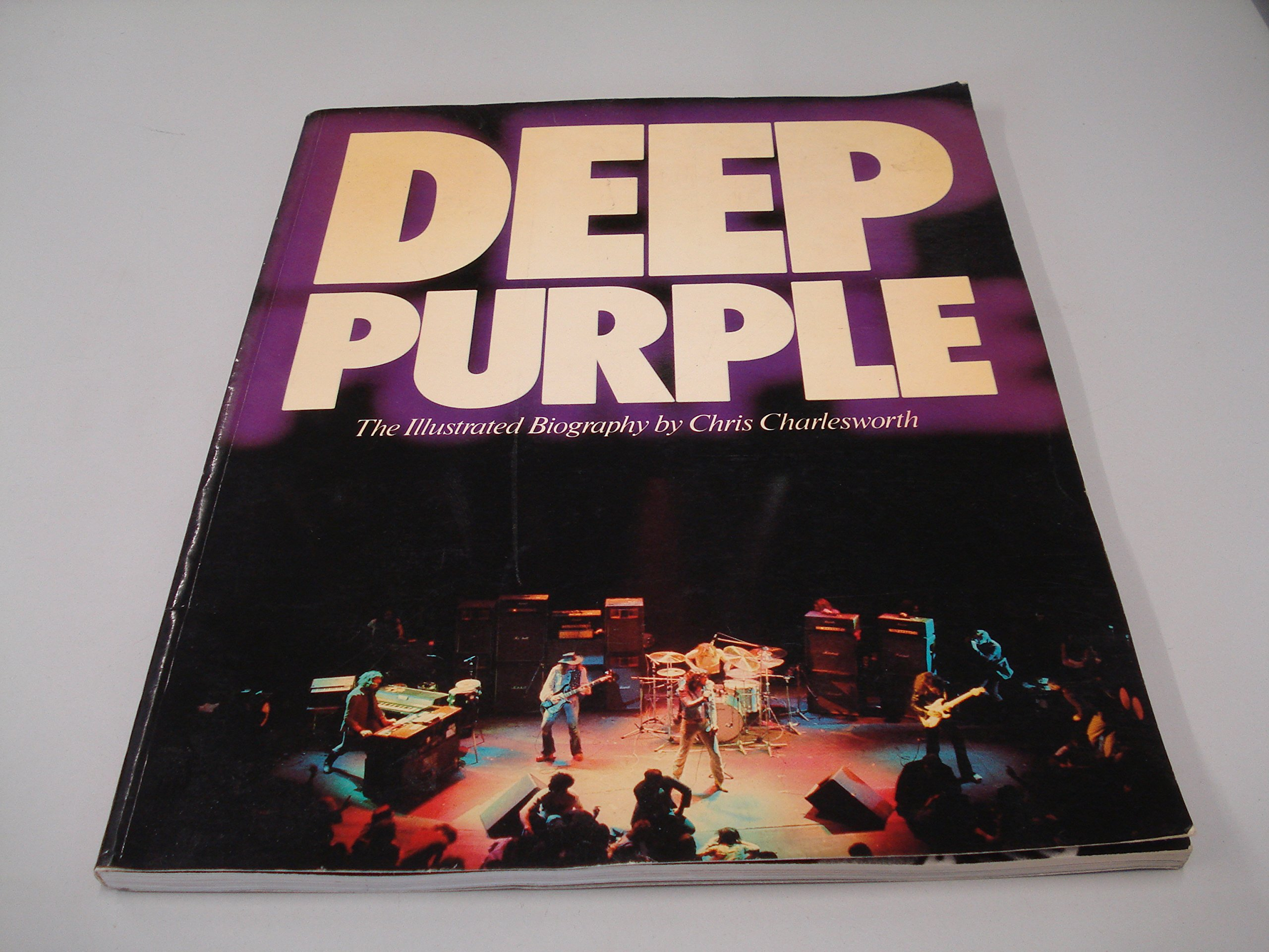 Deep Purple: The Illustrated Biography by Omnibus Press