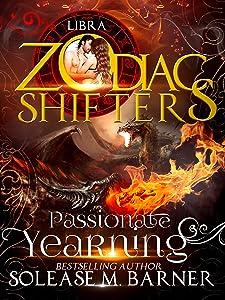 Passionate Yearning: A Zodiac Shifter Romance - Libra