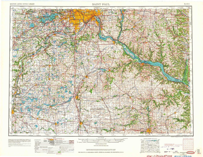 Amazon.com : YellowMaps Saint Paul MN topo map, 1:250000 ... on hibbing minnesota on map, crookston minnesota on map, saint louis missouri on map, lakeville minnesota on map, saint paul minnesota christmas, roseville minnesota on map, ely minnesota on map, champlin minnesota on map, mankato minnesota on map, oakdale minnesota on map, minneapolis minnesota on map, moorhead minnesota on map, pipestone minnesota on map, bloomington minnesota on map, rosemount minnesota on map, brainerd minnesota on map, rochester minnesota on map, buffalo minnesota on map, new hope minnesota on map, duluth minnesota on map,