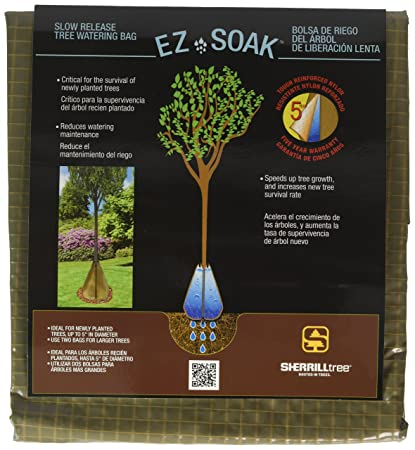 Amazon.com : Notch 35966 EZ Soak Tree Watering Bag, One Size ...